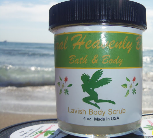 Review | Natural Heavenly Beauty Lavish Body Scrub