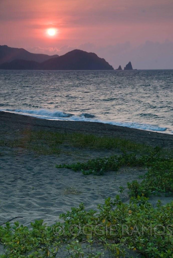 Claveria - Sunset Over Lakay Lakay