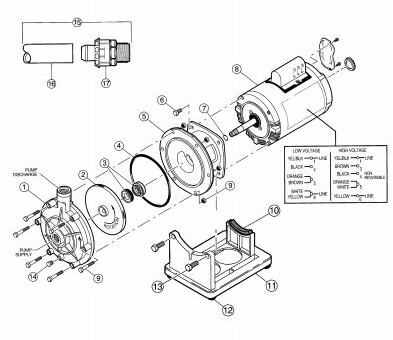 1081 Pool Motor Wiring Diagram Smith Masterfit Direct Replacement Wiring And Diagram