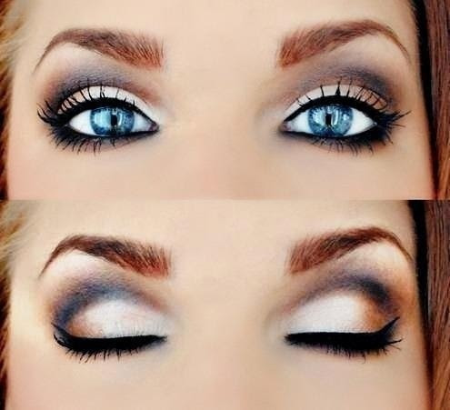 Gorgeous Makeup Tips For Blue Eyes 2016