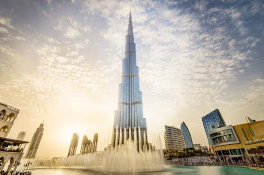 Kiss the Clouds! — your guide to Dubai's Burj Khalifa - the World's Tallest Building » Greg Goodman: Photographic Storytelling