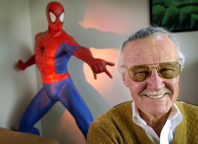 Morre Stan Lee, criador de super-heróis como Homem-Aranha, Thor, Hulk, X-Men, Pantera Negra, Demolidor e Quarteto Fantástico