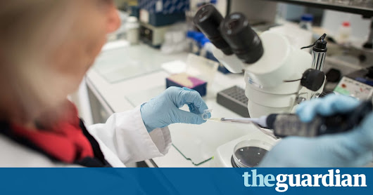 Make DNA tests routine, says England's chief medical officer | Society | The Guardian
