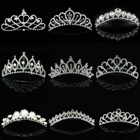 Online Buy Wholesale crowns and tiaras from China crowns
