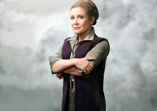 Leia Organa: A Critical Obituary