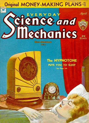 Science And Mechanics 4-1934