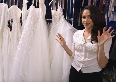 Meghan Markle wedding dress: Suits actress reveals