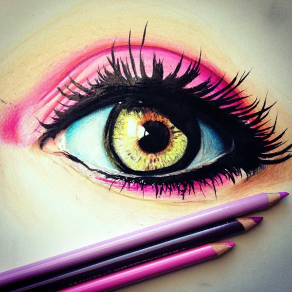 color pencil drawing Examples (5)
