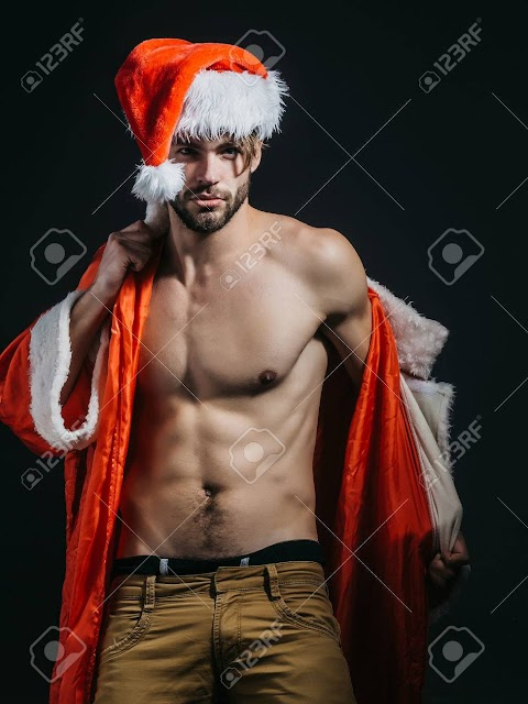 Sexy Christmas Men images (#Hot 2020)