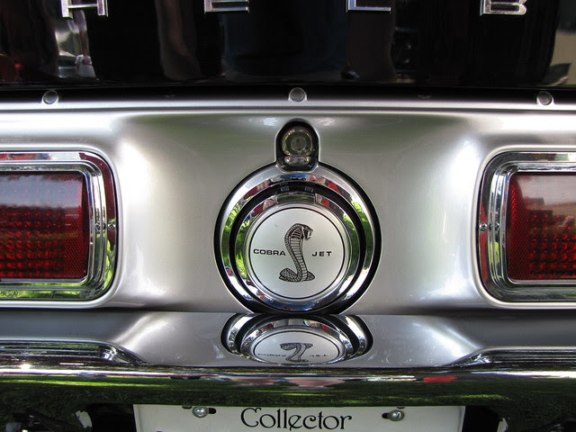 Cobra Jet Gas Cap