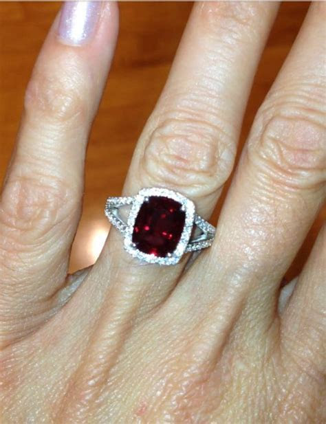 25  Best Ideas about Ruby Rings on Pinterest   Gold ruby