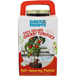 Back to the Roots Organic Self Watering Cherry Tomato Planter
