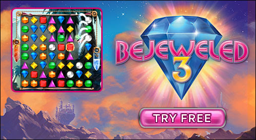 play game Bejeweled 3 online