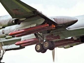 Ракеты Х-102. Фото с сайта airwar.ru
