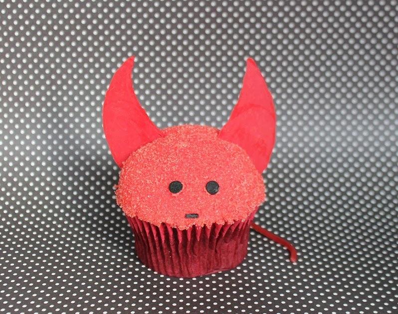 Cupcake devil!