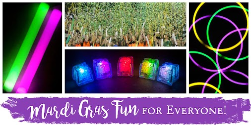 Everything you need for a spectacular Mardi Gras celebration! #mardigras  https://www.superiorcelebrations.com...