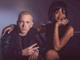 Eminem & Rihanna video