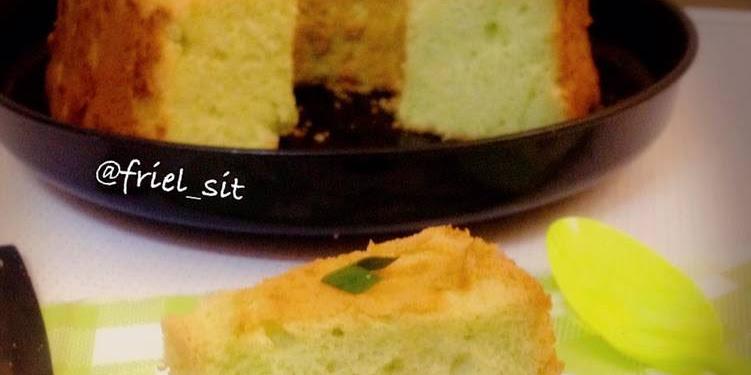 Resep Simply Glutten Free Chiffon Oleh Frielingga Sit