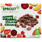 Sprout Fruit Snack, Organic, with Whole Grains, Red Fruit Beet & Berry, Toddler - 5 pack, 0.63 oz packets