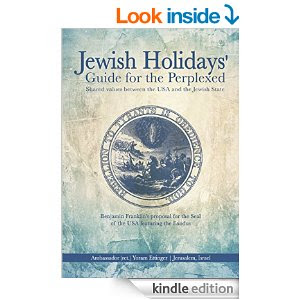 Jewish Holidays' Guide for the Perplexed by Yoram Ettinger