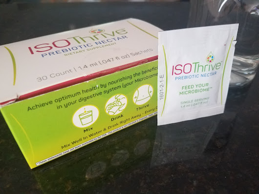 Good Gut Health with ISOThrive