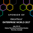 OpenText Enterprise World 2017 to Feature FADEL As Event Sponsor