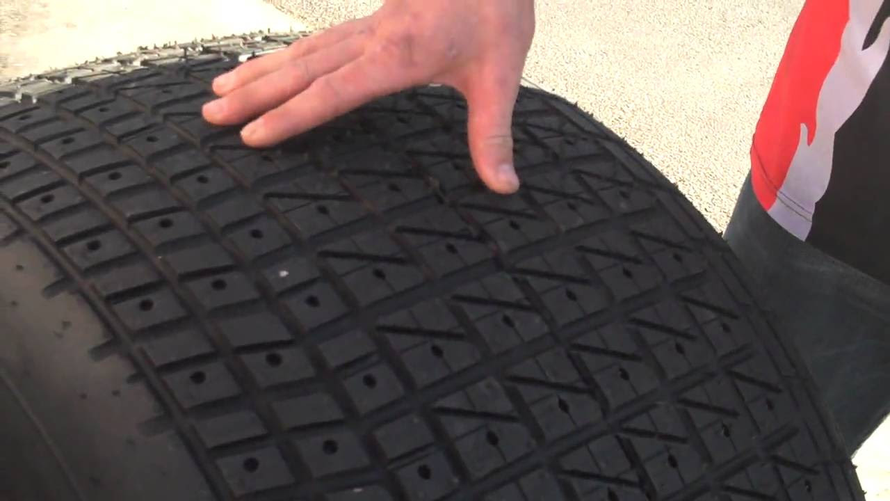 Chad Explains It All Grooves In Tires Youtube