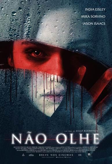 Não Olhe : Poster