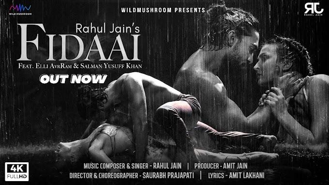 फ़िदाई Fidaai Hindi Lyrics – Rahul Jain - Rahul Jain Lyrics