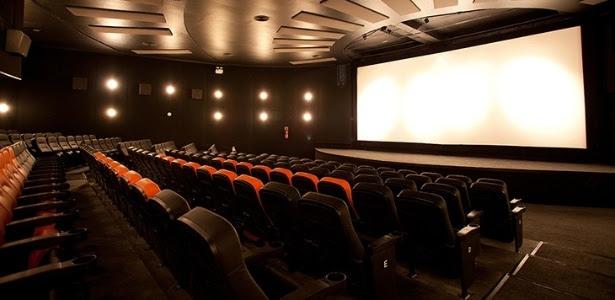 Sala do Espaço Itaú de Cinema