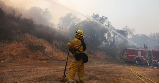 Verizon throttled California fire department during wildfire crisis