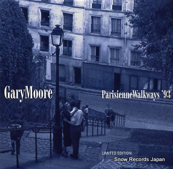 MOORE, GARY parisienne walkways '93