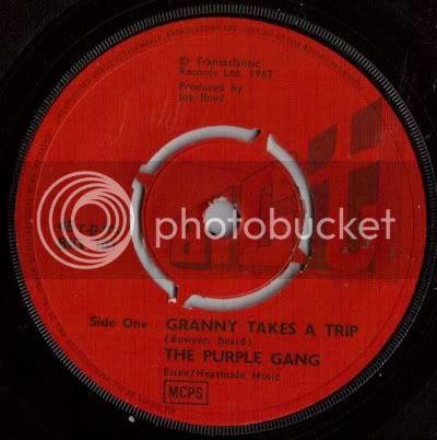 Purple Gang - Granny Takes A Trip