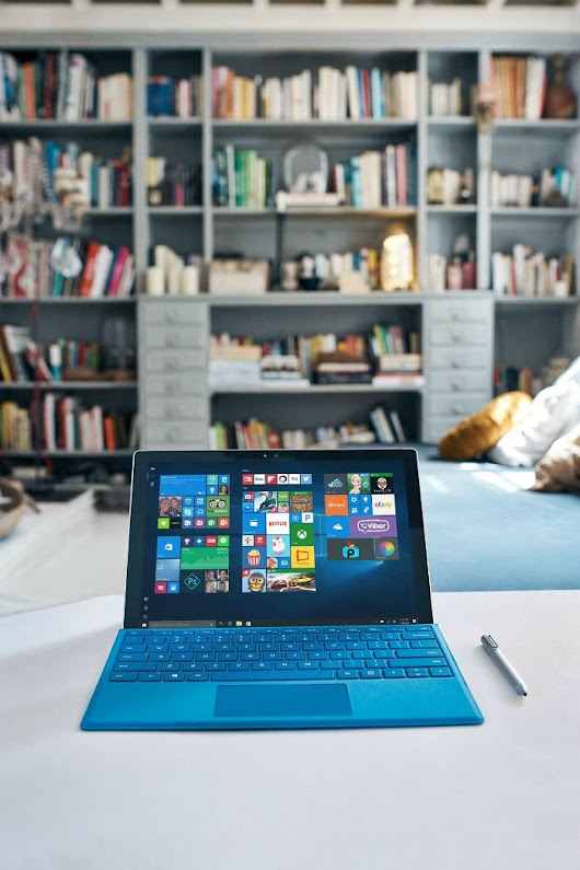 Great Savings on the Super Lightweight Microsoft Surface Pro Tablet + Giveaway - Beautiful Touches