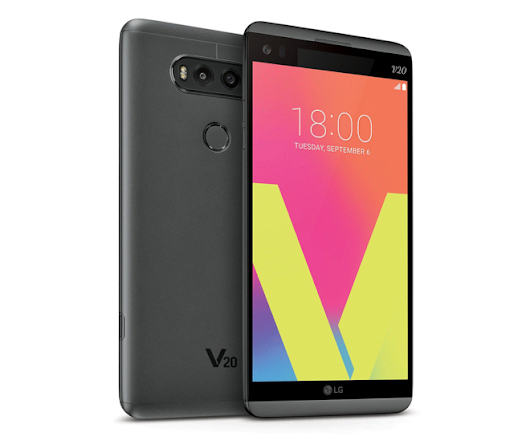 T-Mobile LG V20 receiving update with security patches and bug fixes