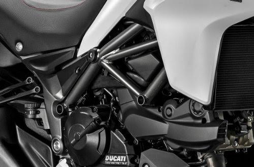 So găng Honda CRF 1000L Africa Twin và Ducati Multistrada 950 - 10
