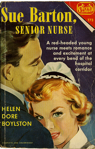 sue barton senior nurse_front_tatteredandlost