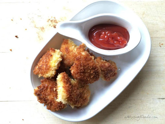 Homemade Chicken Nuggets | (a)Musing Foodie