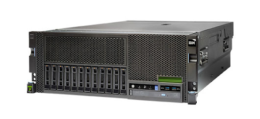 8286-42A: IBM Power8 Server - Maximum Midrange