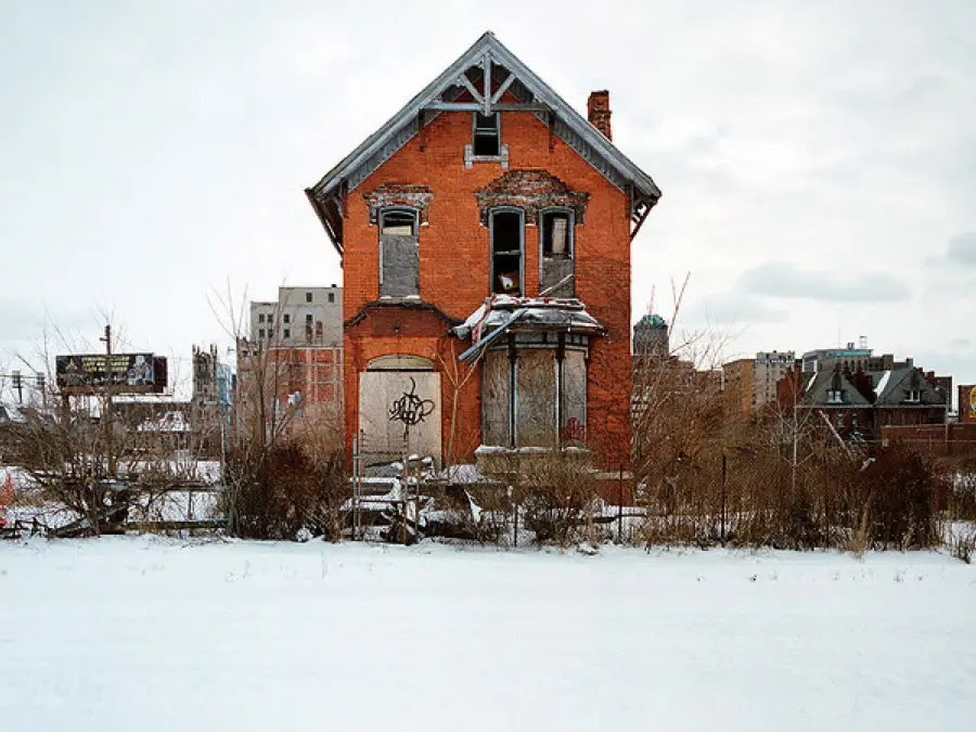 Detroit Will PAY You To Take One Of These 100 Abandoned Homes ...