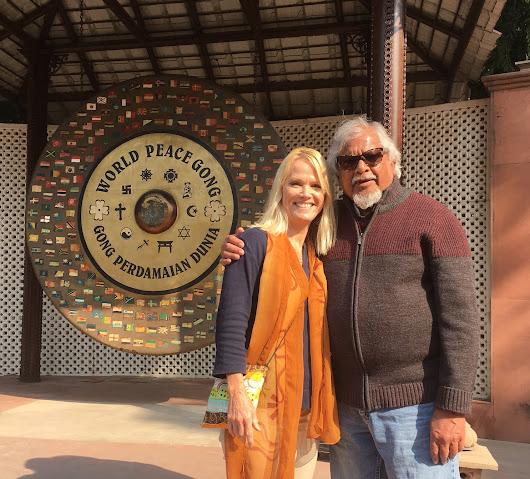 My Own Trip to Gandhi Land  by Cassandra Curley | Gandhi Legacy Tours