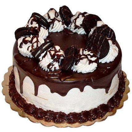 Oreo Cake Half kg   Gift Oreo Cake Half kg   Ferns N Petals