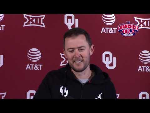 Lincoln Riley - Texas Press Conference