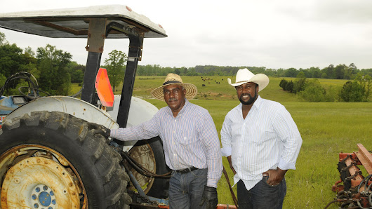 Farmer John Boyd Jr. Wants African-Americans To Reconnect With Farming