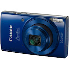 Canon PowerShot ELPH 190 IS 20.0 MP Compact Digital Camera - 720p - Blue