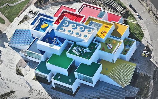 Go Behind the Scenes at LEGO House With New Netflix Documentary