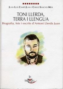 Toni Llerda , Antonio, Queretes, Cretas, terra y llengua