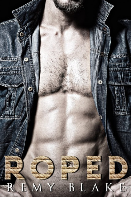 Cover Reveal: ROPED by REMY BLAKE is Coming June 13th!@remyblakeauthor