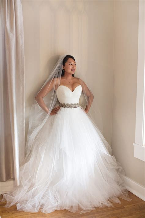 Playing Dress Up at Couture Bridal Shop The Bride Tampa