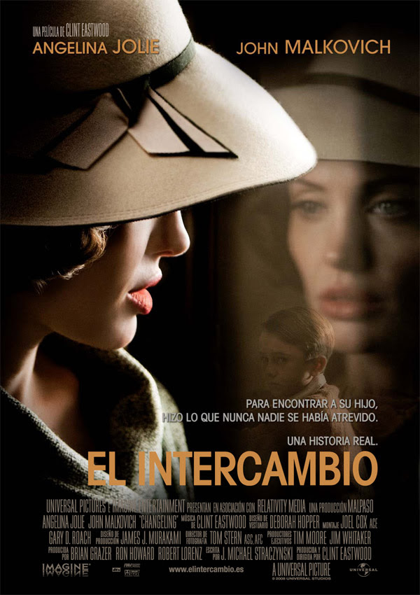 El intercambio (Clint Eastwood, 2.008)